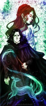 Severus and Lily by Ysenna