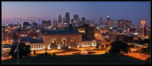 Union Station by ArH2oo5