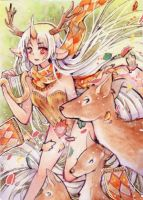 aceo no. 344 by MIAOWx3