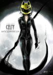 FA#6 ~ Celty (Durarara!!) by naftie