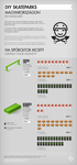 Infographics: DIY Skateparks in Hungary 1/3 by tonehal