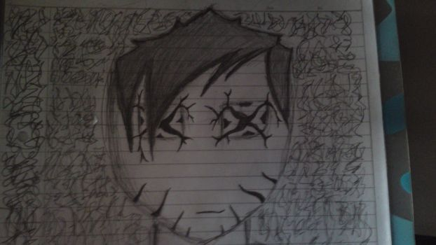 attempt at drawing anime -2 by SyafiqDanz