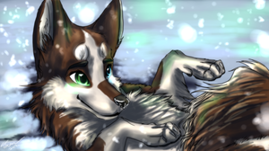 Commission for Teal-eri ~ watching by AgentWhiteHawk