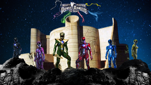 !NEW! Mighty Morphin' Power Rangers! by Camo-Flauge