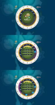 Euro 2012 fixture by accelerator