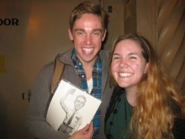 Me + NicRouleau by myprettycabinet
