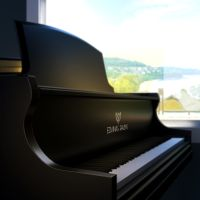 Baby Grand Piano by Edis7771