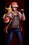 Trainer Red [remake] by Sornchai