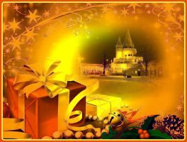 Best Wishes by Lior-Art