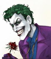 The Joker by Hoodd