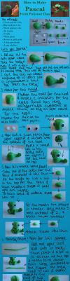 Tangled Pascal Clay Tutorial by LightningMcTurner