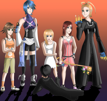 We Hate Xion by Annortha