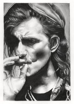 Orlando Bloom_Completed by violintrick