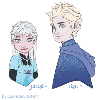 Princes of Arendelle by Cuine