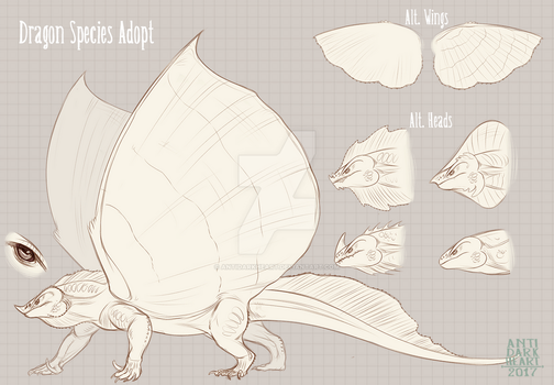 Dragon Species Adopt Auction - CLOSED by Anti-Dark-Heart