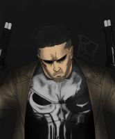The Punisher by pencilHead7