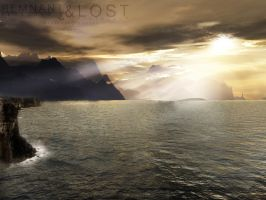 Terragen - Remnant and Lost by tigaer