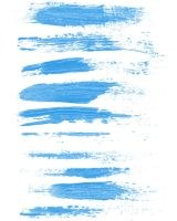 High-Res Brush Stroke Brushes by blnkdsgn