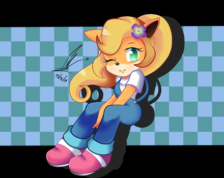 Coco Bandicoot  by Loose--End