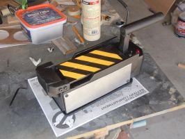 Ghostbusters Ghost Trap 70% Complete by ritter99