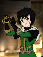 Kid Loki by birdgirl69
