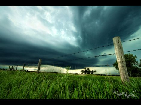 Storms Roll Above by FramedByNature