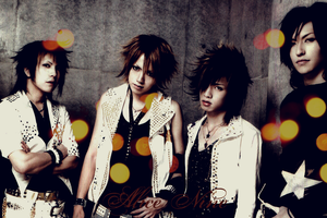 Wallpaper Alice Nine by GueBehind