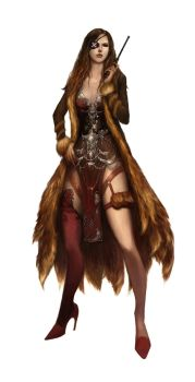 APB foxtail by arnistotle