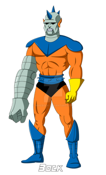 Strongarm by MikeBock