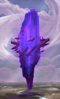 Floating Crystal by TYPK
