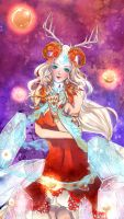 Gaia Commission 31: Moonlite Dreamer by Cerulians