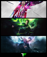 FuriousGFX / T.I  -  Sixth project of signatures. by Furi0us14