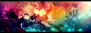 Pandora Hearts: Alice and Oz TAG by Ainhel