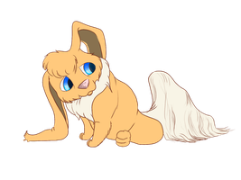 Eevee by Stilith