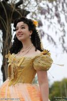 Belle from Broadway Beauty and the Beast by aimeekitty