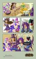 Bake-Off Contest by JewelMaiden