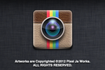 Instagram icon by jays838