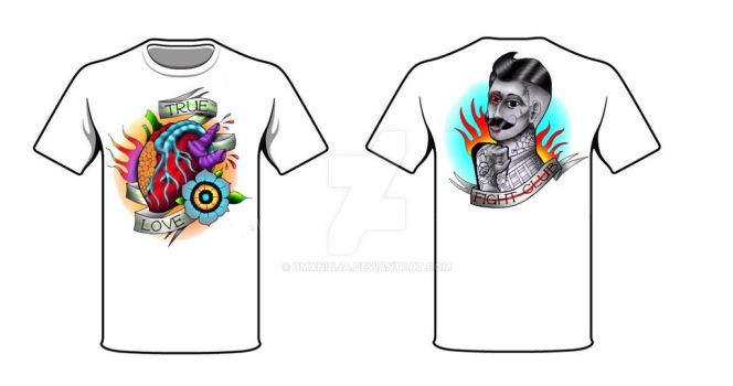 lucky escape 362 t shirt concepts by BMXNINJA