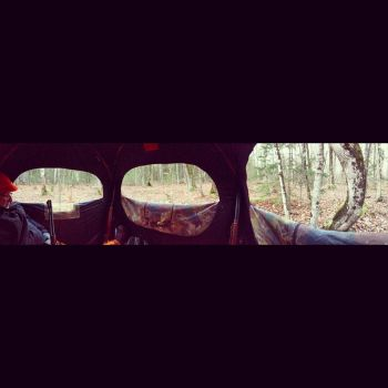 Deer Blind Perspective by TailsThePrower71