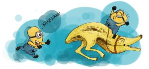 Banana! by AriellaMay