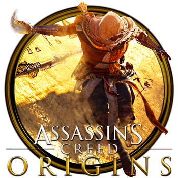 Assassin's Creed Origins Dock Icon by OutlawNinja
