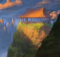 Waystation of the Path by noahbradley