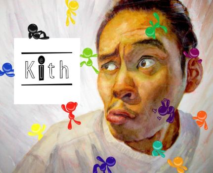 Me and My Beginnings of Colors by kithleal