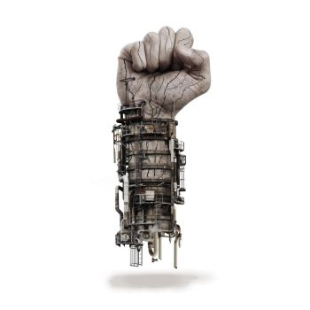 The Cyborgs Hand of Doom by kropped