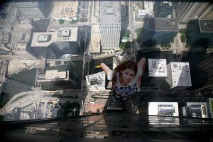 Little Katia in Chicago by JRGTS