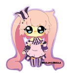 AT: Chibi: SYGNALLOST by MechanicMocha