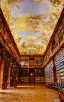 The Philosophical Hall by Ais-H