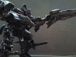 armored core 4 supplice by espen86