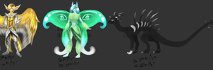 Guardian Creatures Auction by Shadow-Crystol