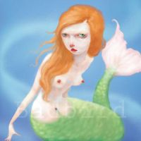 Mermaid 2 by AngryBird